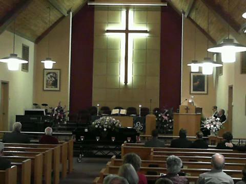 Pat Alder Memorial Service 1/14/2017