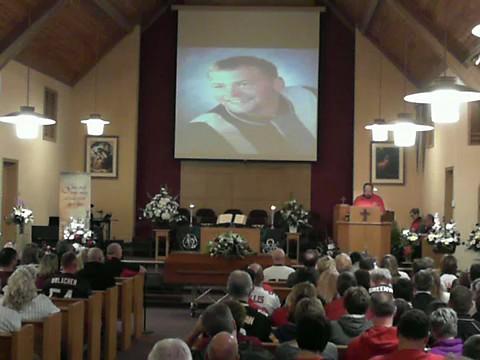 Drew Baily Memorial Service 1/20/2017