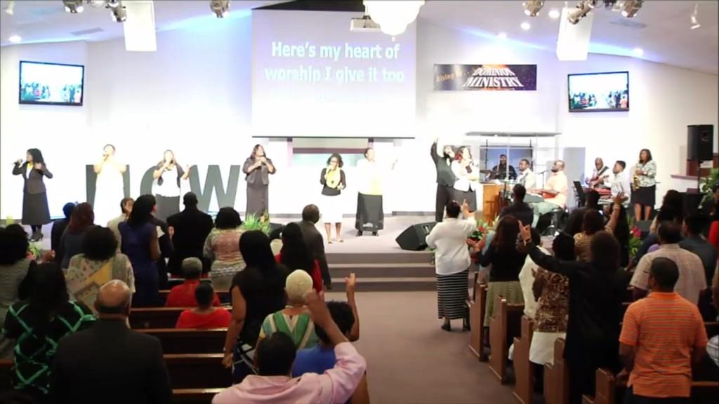 Supernatural Worship