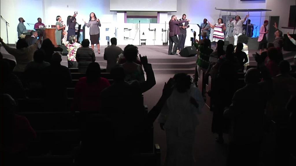 Worshipping In Faith! 4/9/2017