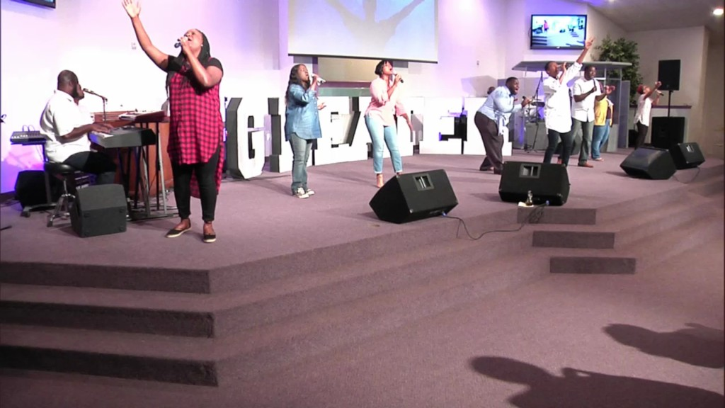 7 Times Greater Worship Part 2 7/16/2017
