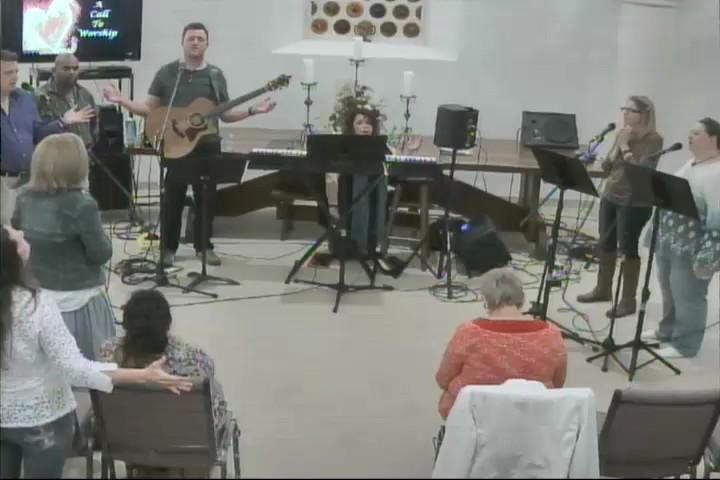 A Call To Worship 4/8/2017
