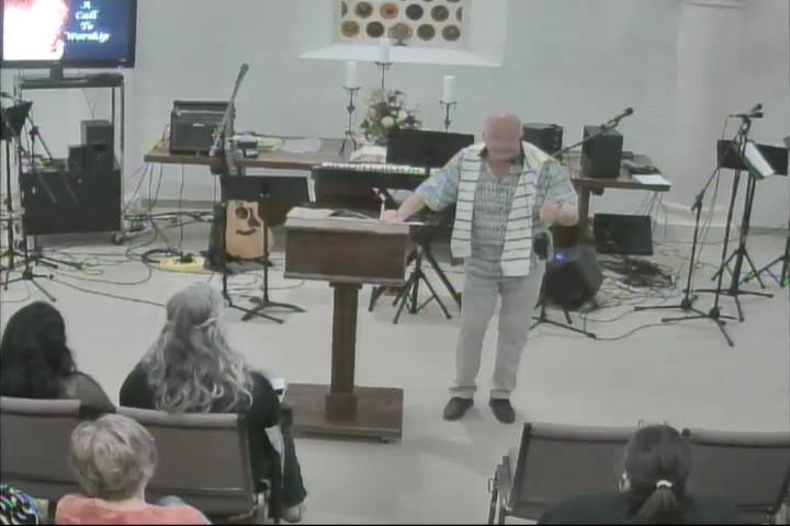 Pastor Andre Vaynol 5/13/2017