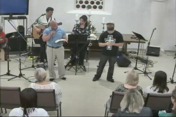 A Call To Worship 7/8/2017