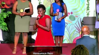 Minneapolis First SDA Church -