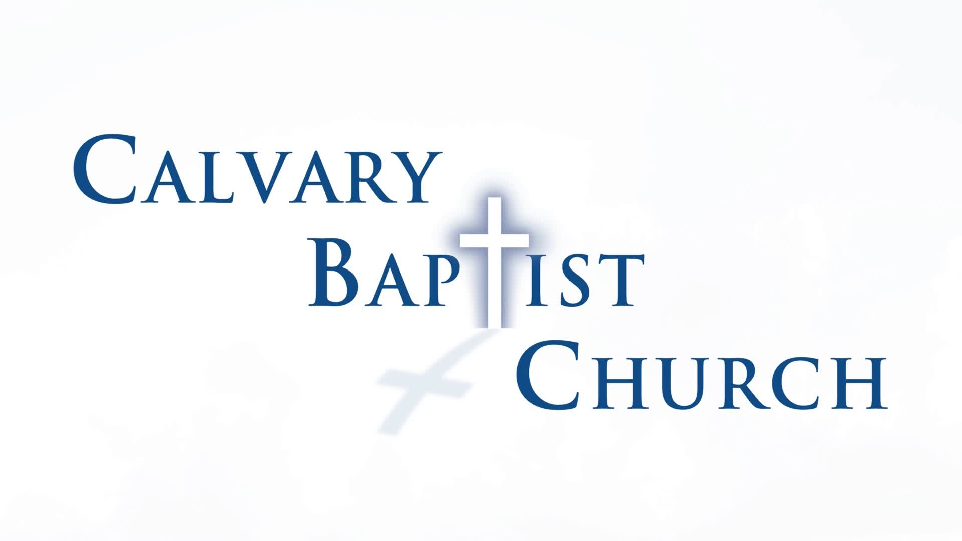 Calvary Baptist Church -